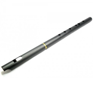 MK Pro Low G Whistle – Black Satin