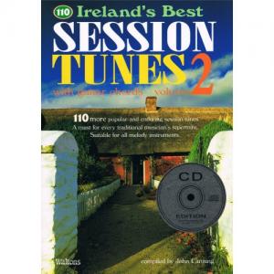 110 Ireland's Best Session Tunes Vol. 2 (CD Ed)