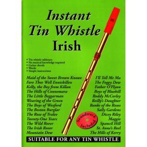 Instant Tin Whistle – Irish (CD Edition)