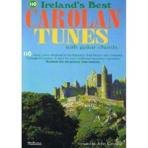 110 Ireland's Best Carolan Tunes Book