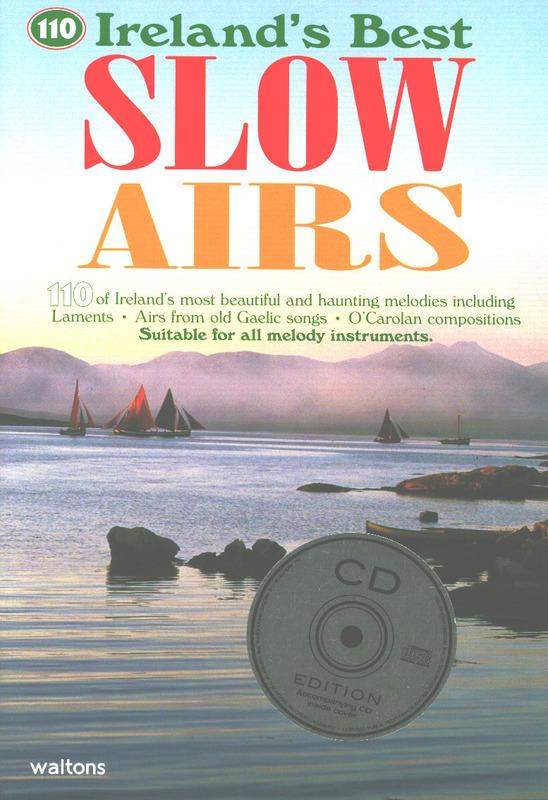 irelands best slow airs book