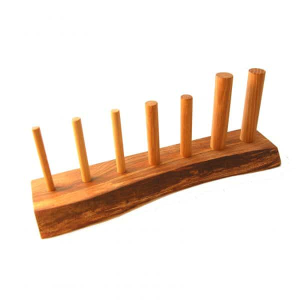 wood whistle stand